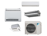 Daikin Super Multi Plus E-Series FTXG25EV1BW