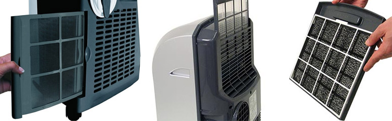 filter portable air conditioner