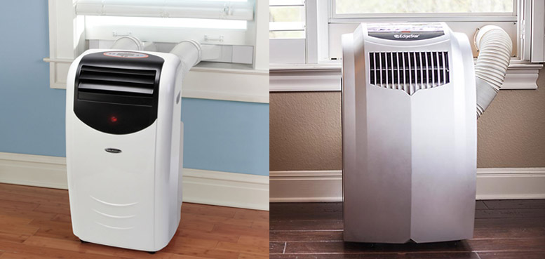 monoblock portable air conditioner