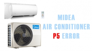 Midea air conditioner p5 error