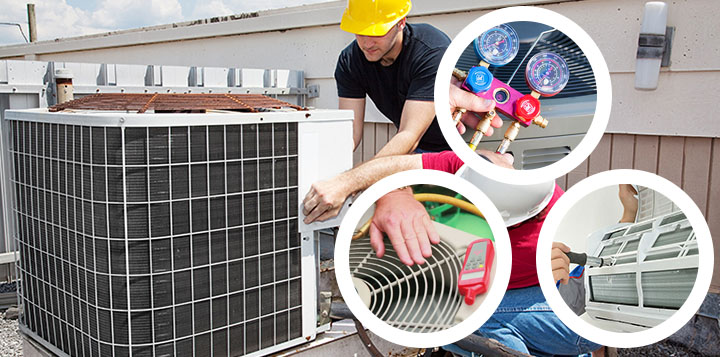 air conditioners troubleshooting